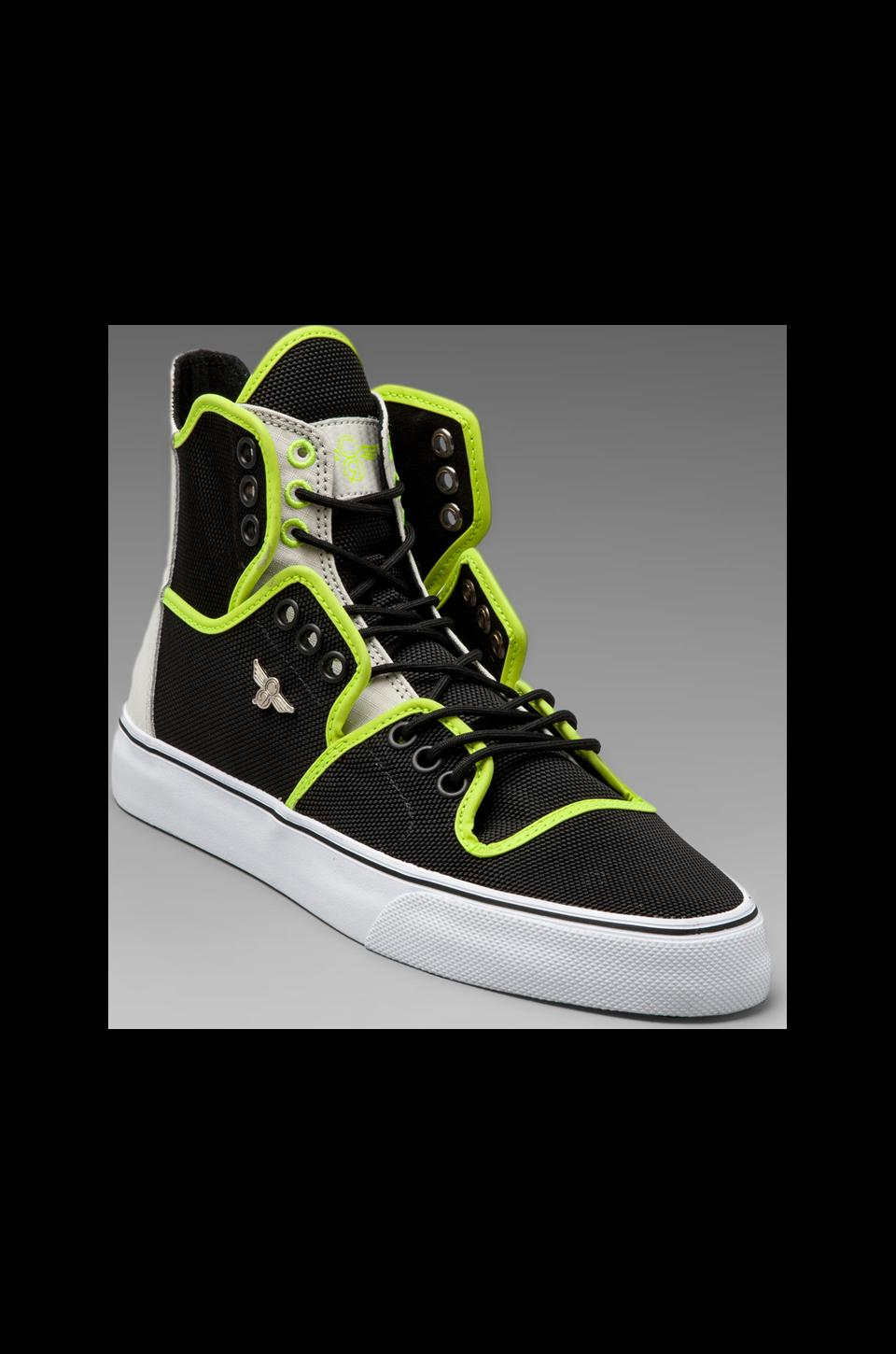 Creative Recreation Profaci in Cloud Black Lime