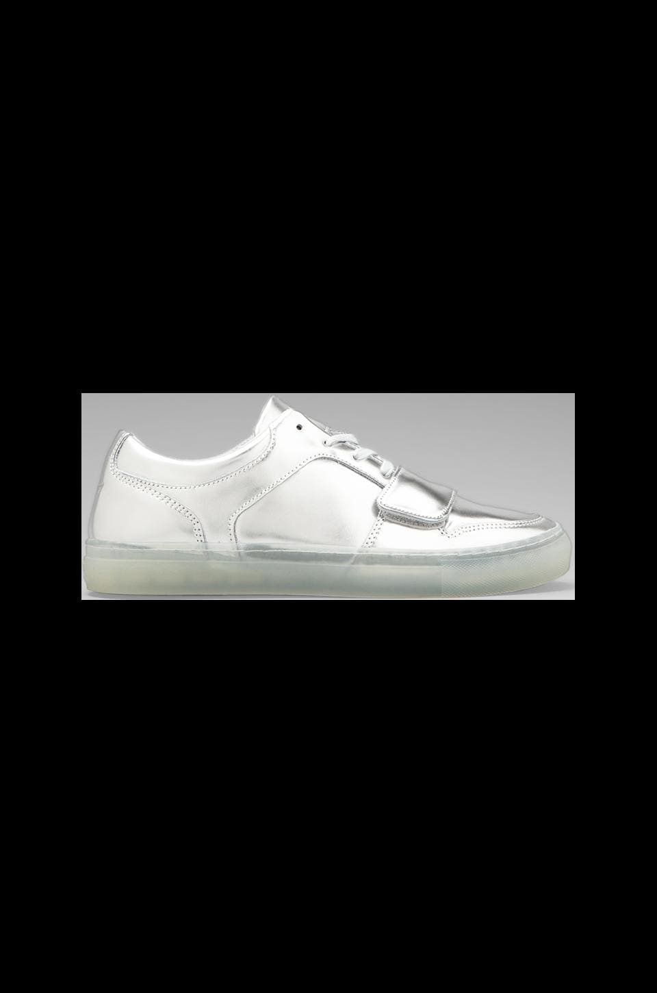 Creative Recreation Cesario Lo X in Metallic Silver
