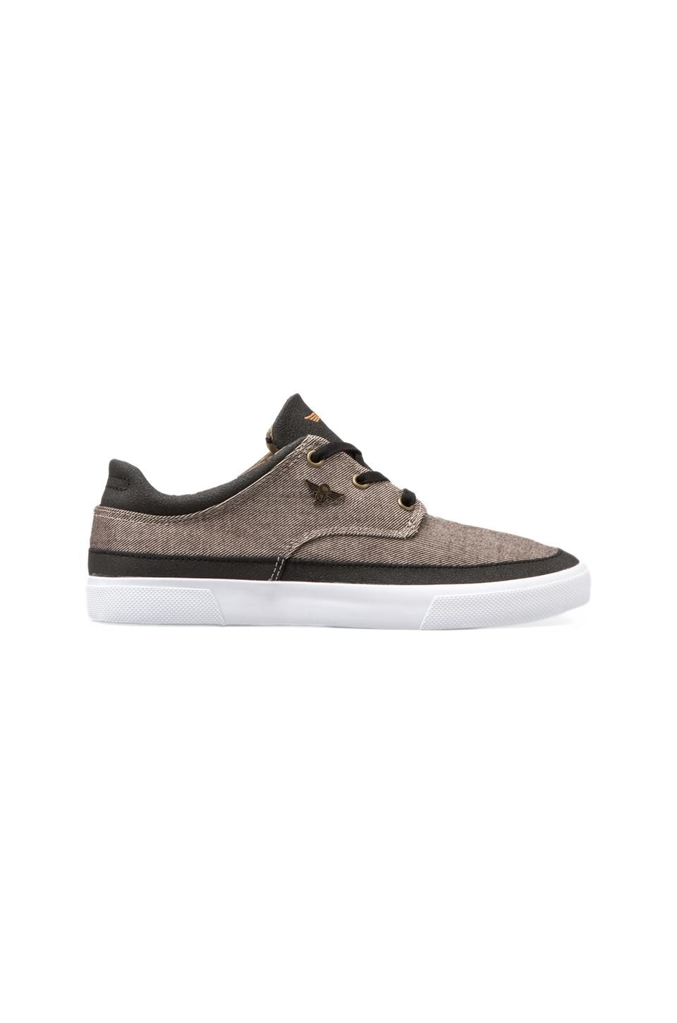 Creative Recreation Lazia in Brown/Camel