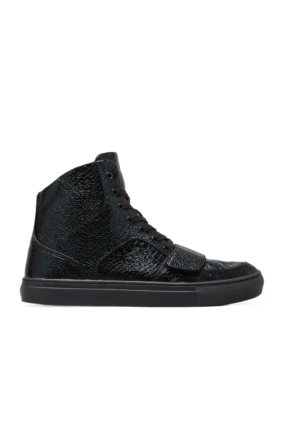 Creative Recreation Cesario X in Black Snake/Black Ice