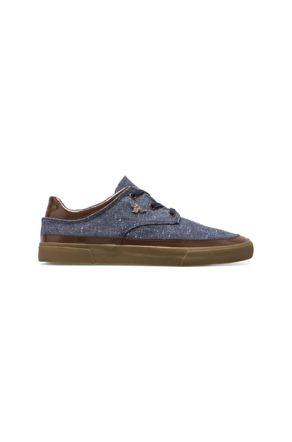 Creative Recreation Lazia in Navy/Brown