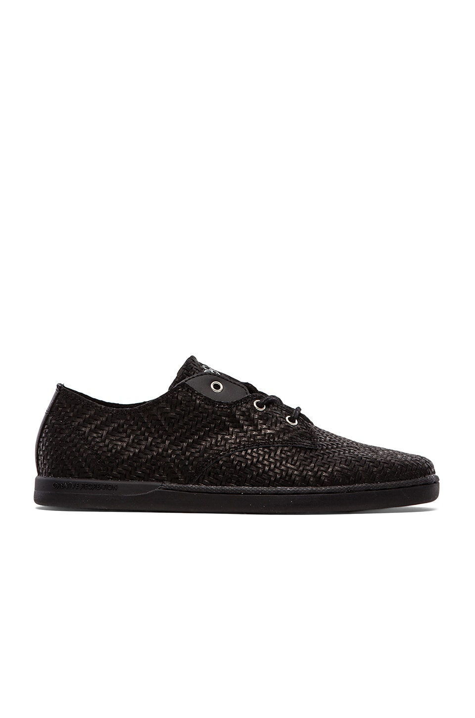 Creative Recreation Vito Lo in Black Woven