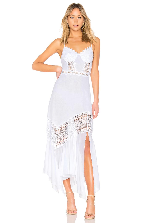 Charo Ruiz Ibiza Charo Ruiz Briana Dress in White