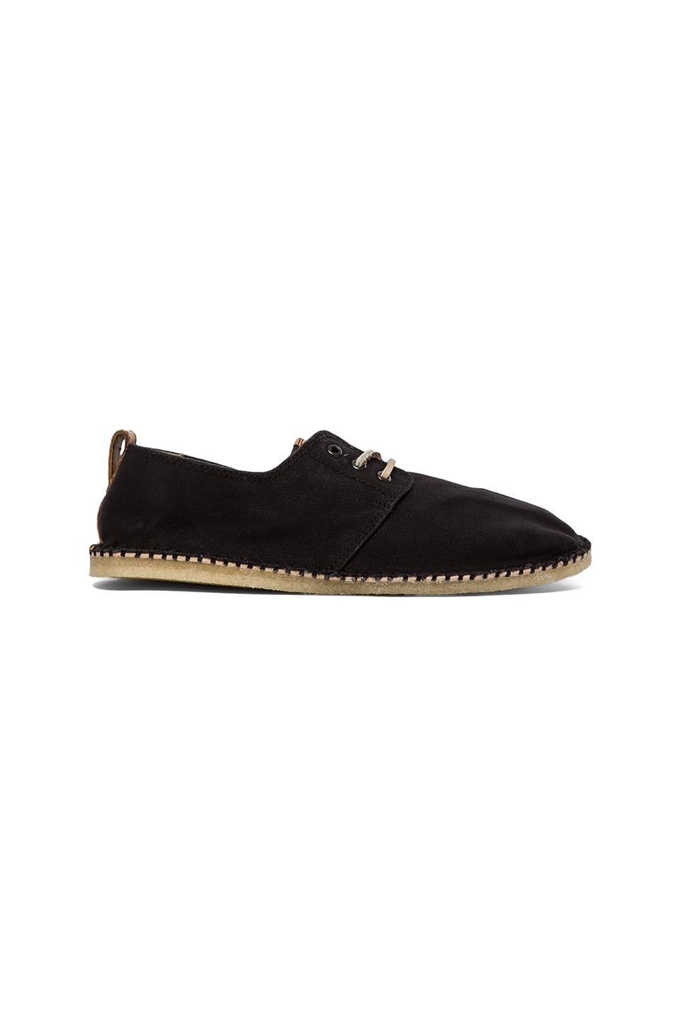 Clarks Originals Pikko Solo in Black