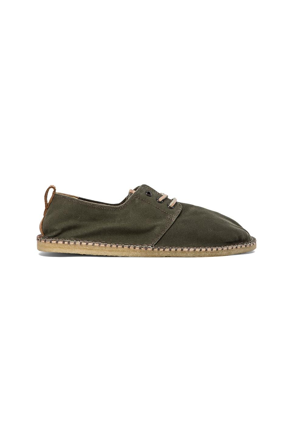 Clarks Originals Pikko Solo in Green