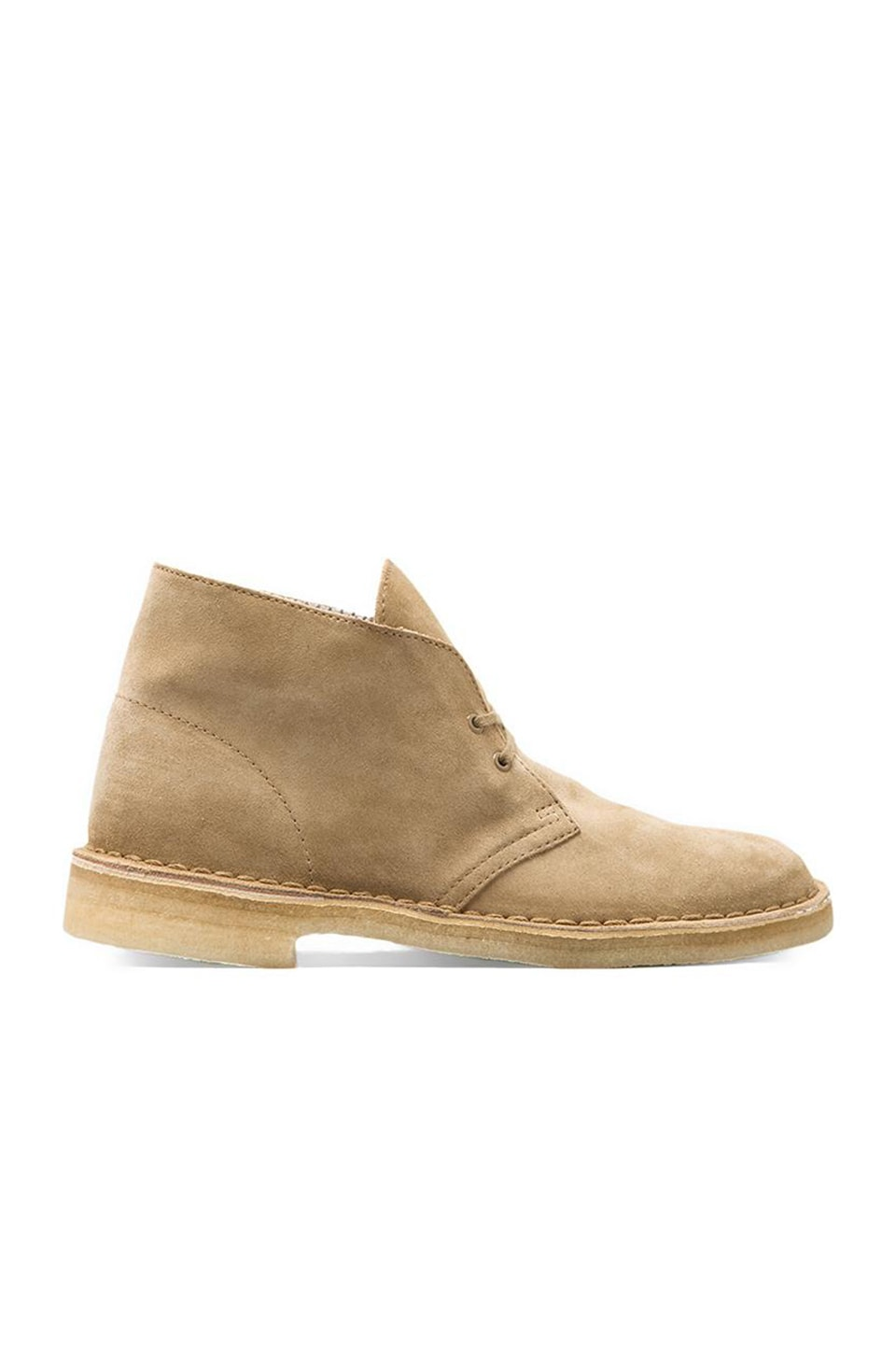 Clarks Originals Desert Boot en Oakwood Suede