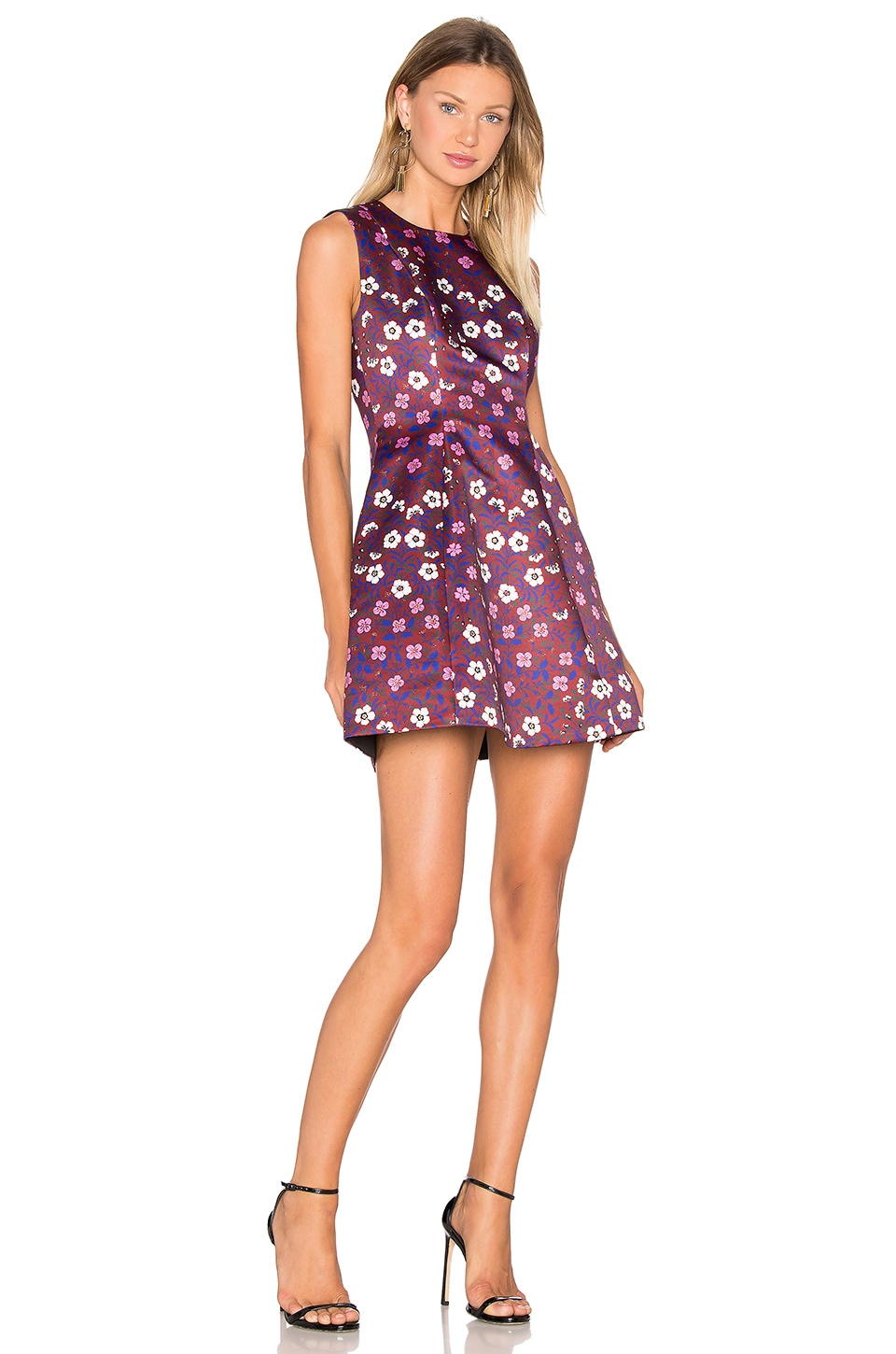 Duchess Bombe Dress by Cynthia Rowley