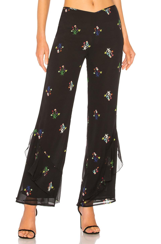 Siren Silk Printed Pant
