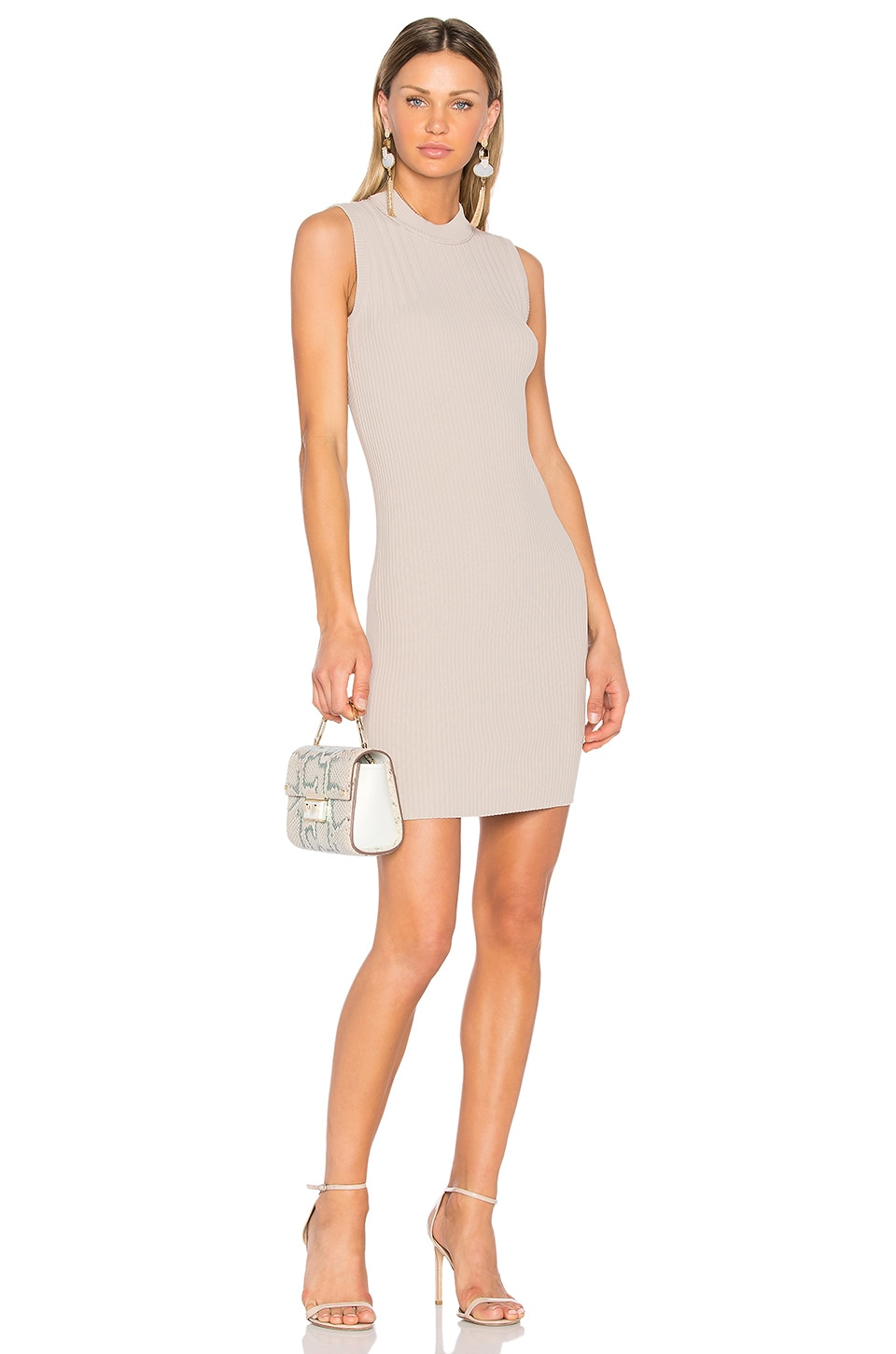 Ribbed Dress by Carven