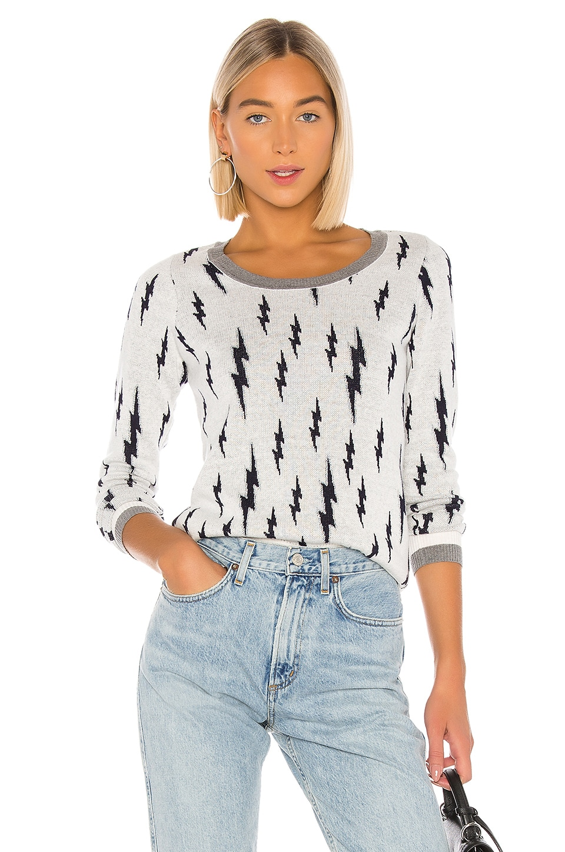 Chaser FUN BOLTS 라이트닝 스웨터