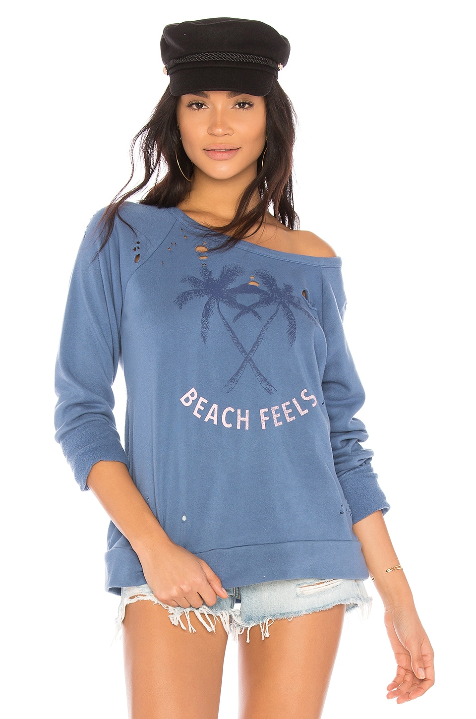 Beach Feels Sweatshirt