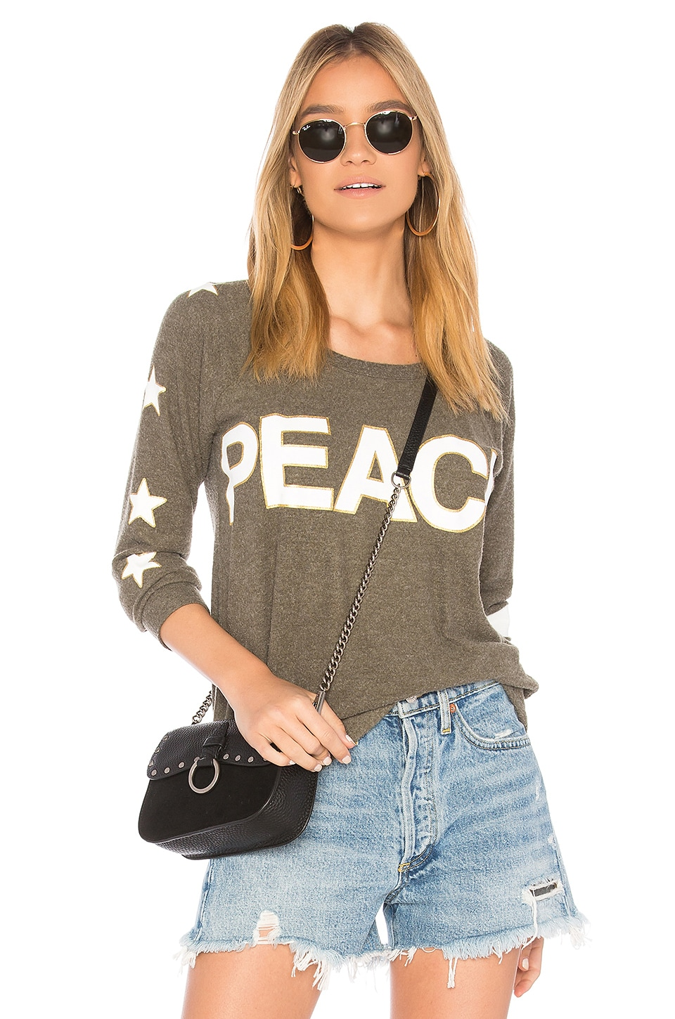 Peace Star Sweatshirt