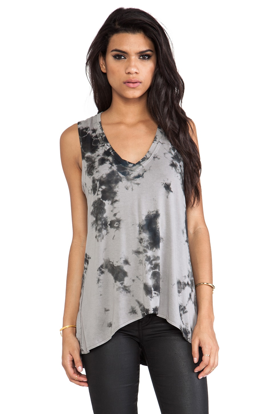 Chaser Summer Festival Tank in Ink Dot