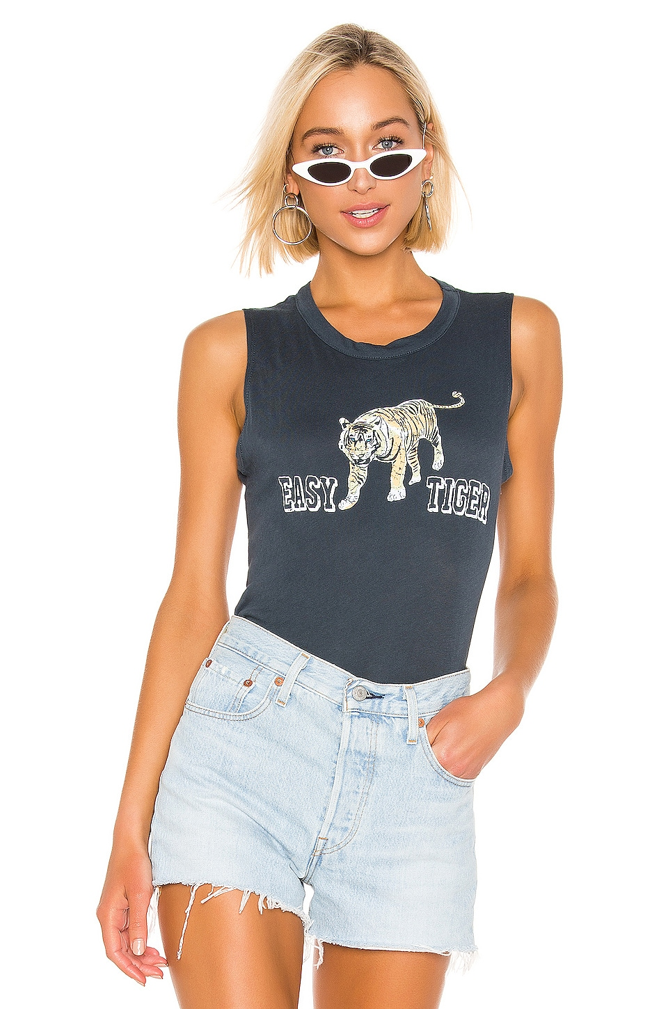 Chaser Easy Tiger Tank in Palm