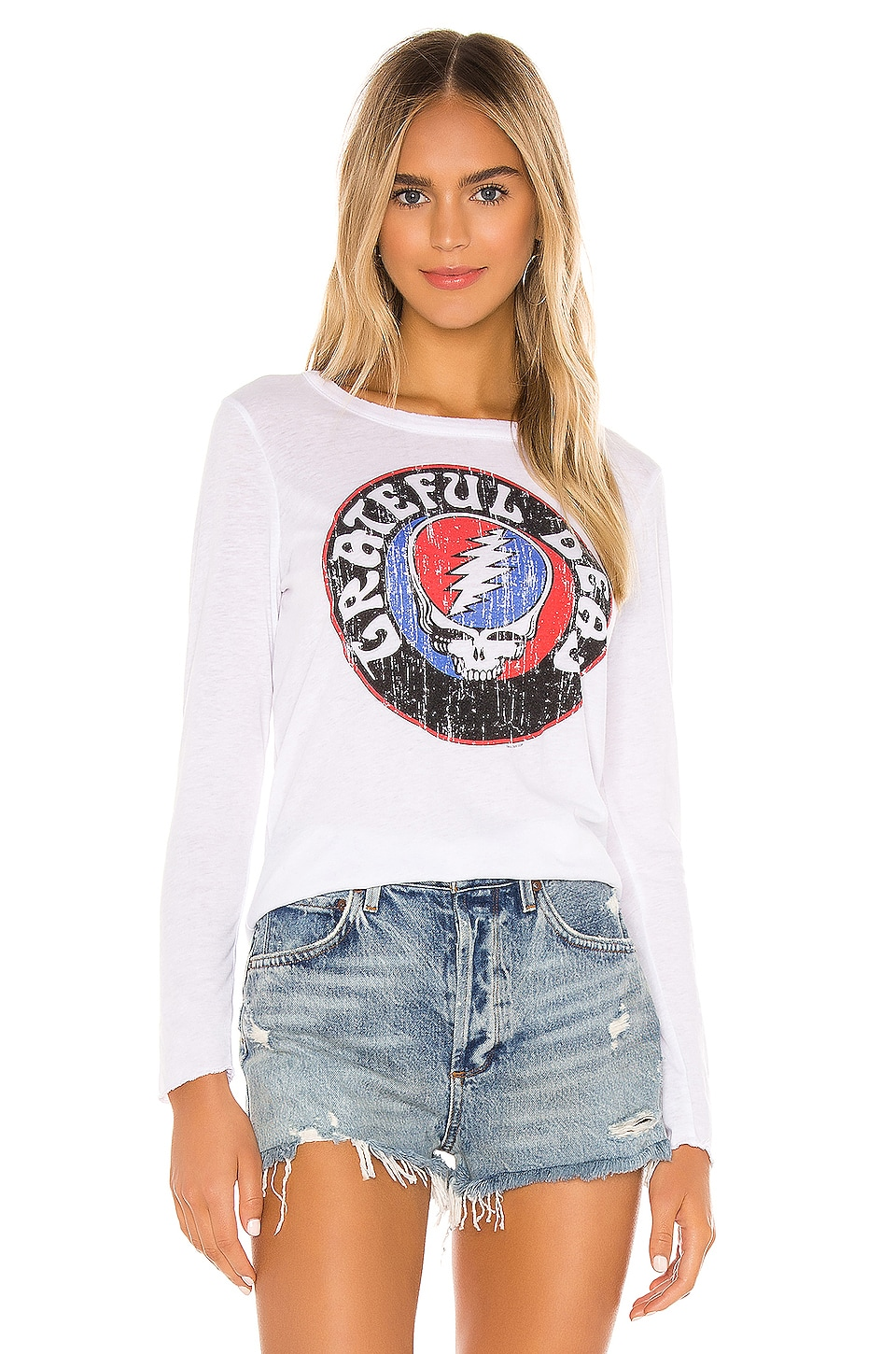 Chaser T-SHIRT GRATEFUL DEAD STEAL YOUR FACE