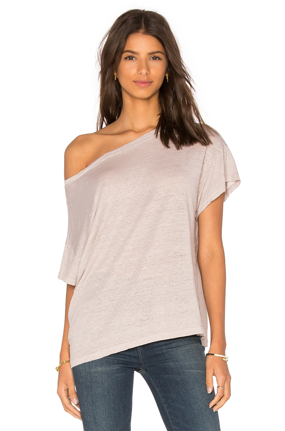 CP SHADES Ellery Tee in Oatmeal