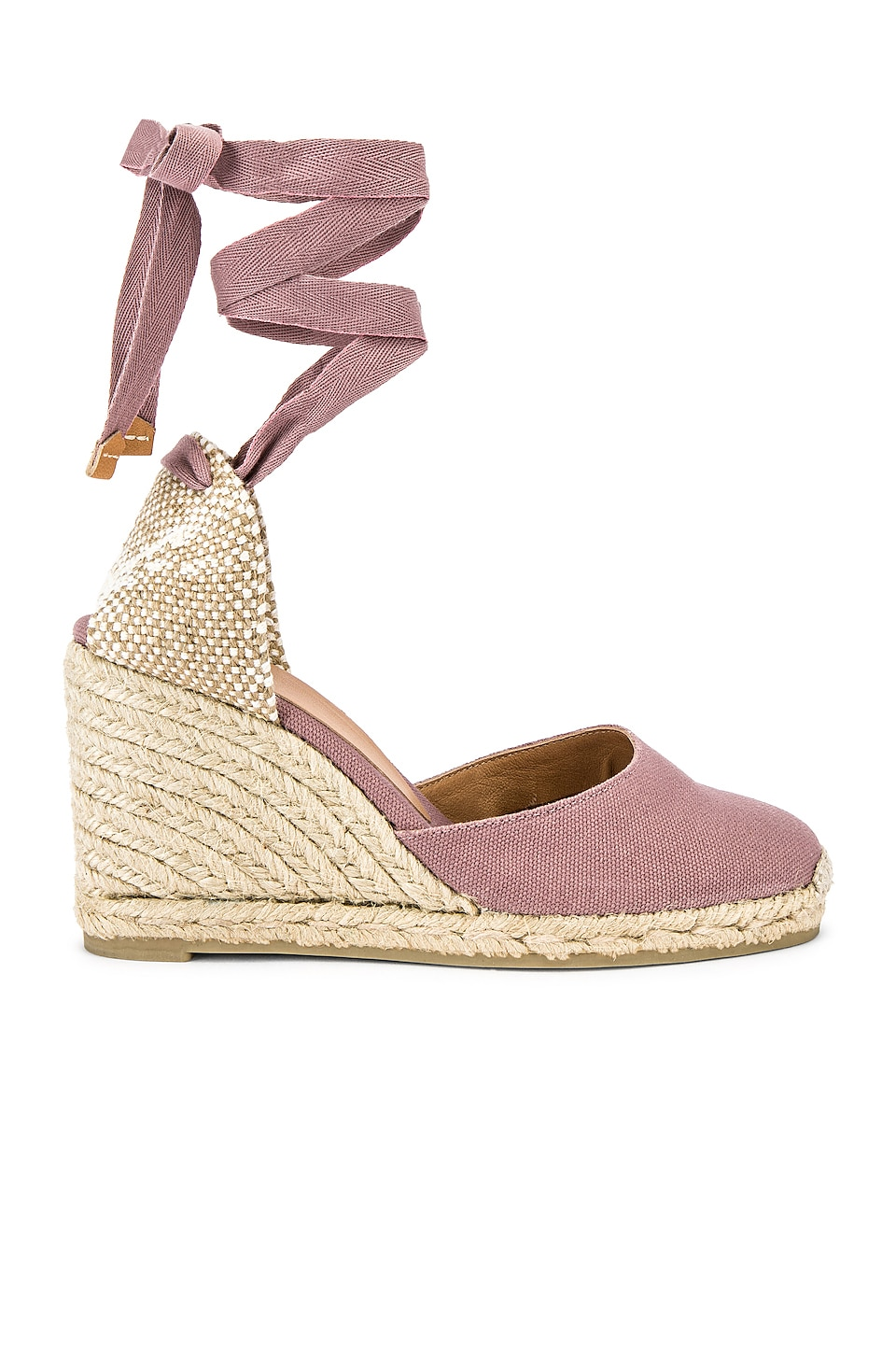 Castaner Carina Wedge in Malva