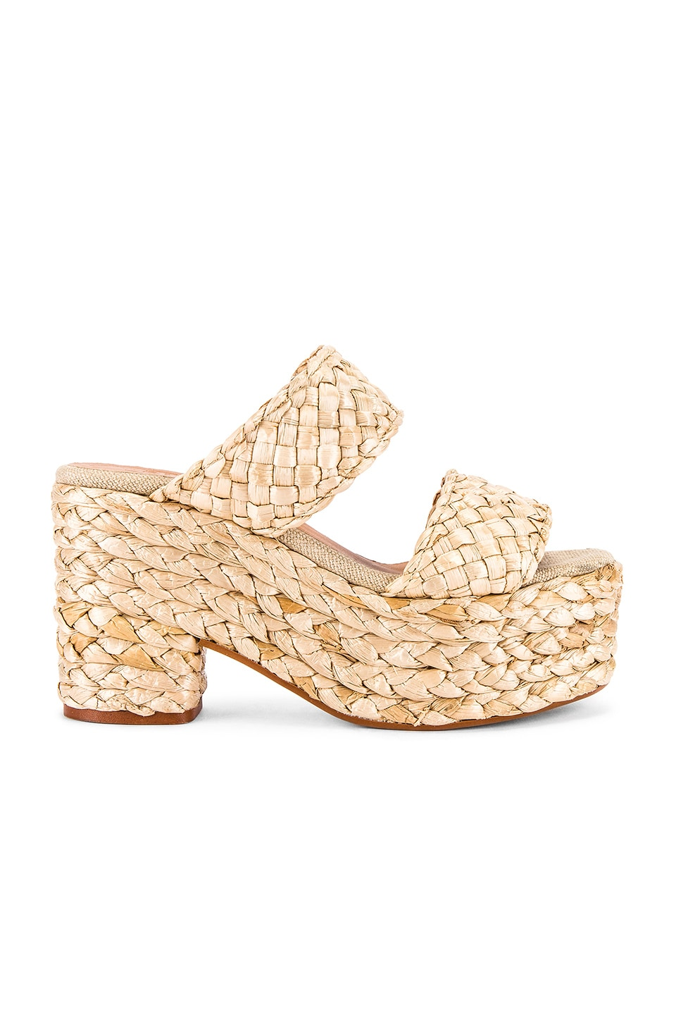 Castaner Xemei Sandal in Natural