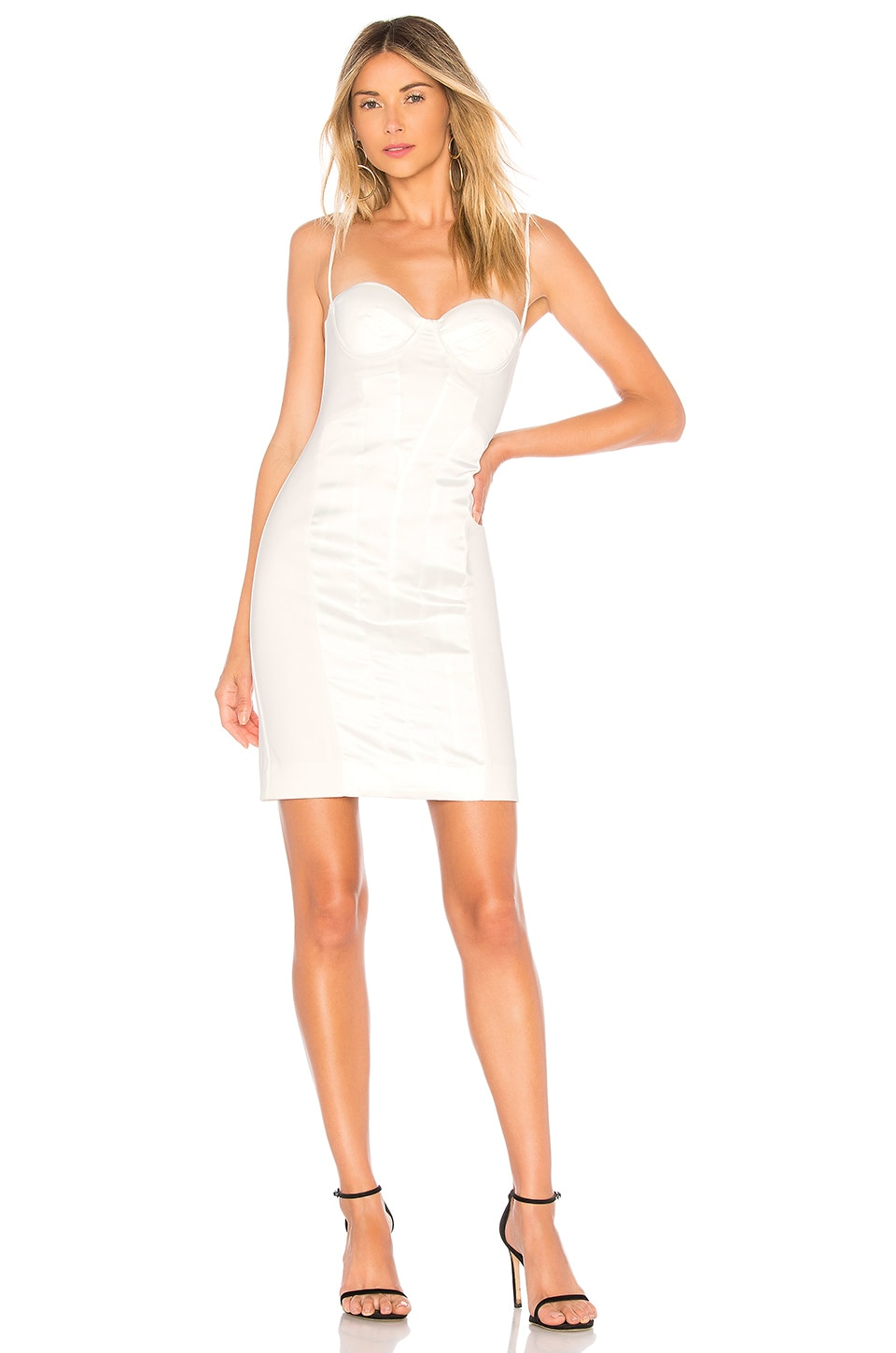 Chrissy Teigen x REVOLVE Bala Midi Dress in Ivory