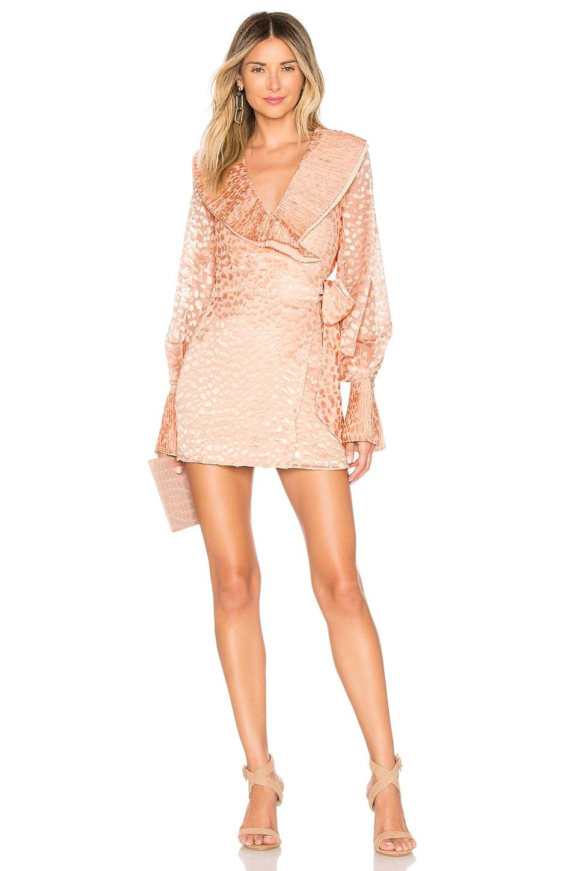 Chrissy Teigen x REVOLVE White Sands Dress in Primrose Pink