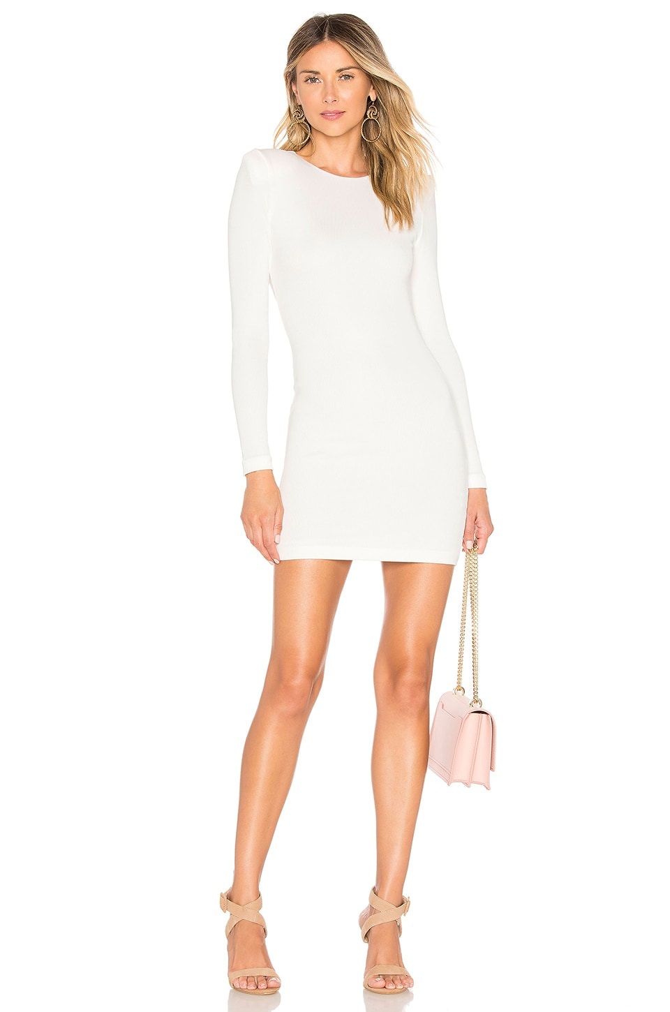 Chrissy Teigen x REVOLVE Sawyer Mini Dress in White