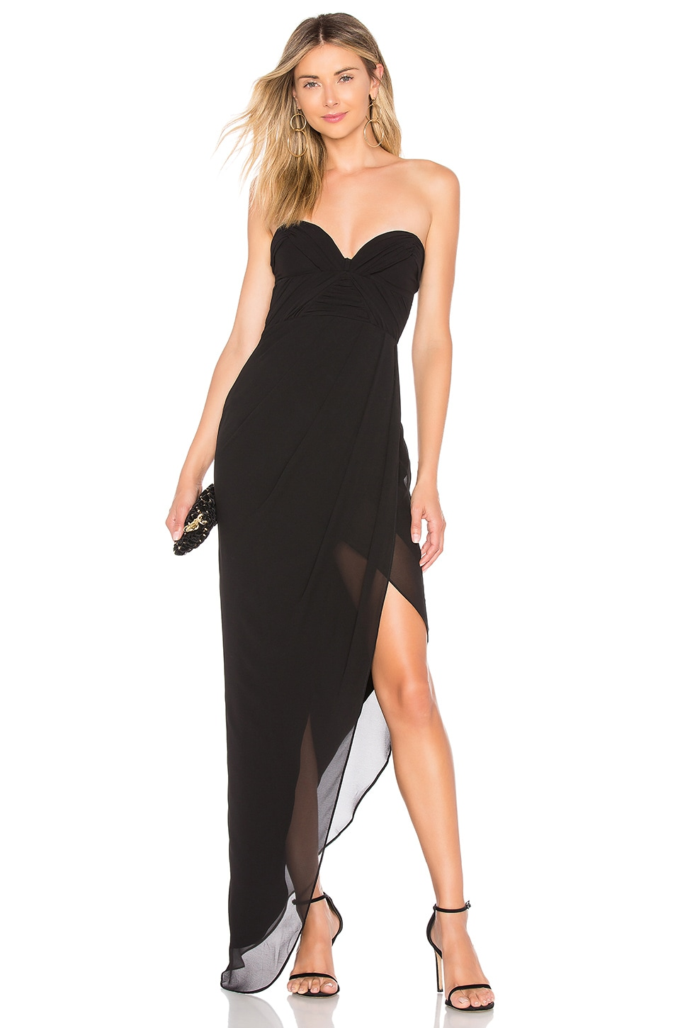 x REVOLVE Chateau Gown