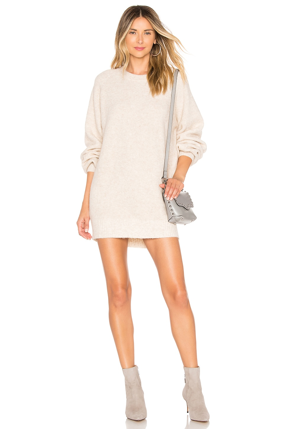 CHRISSY TEIGEN X Revolve Mason Sweater in Cream