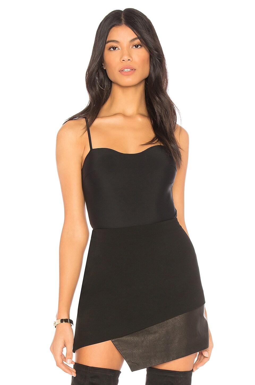 Chrissy Teigen x REVOLVE L.A.X. Bodysuit in Black