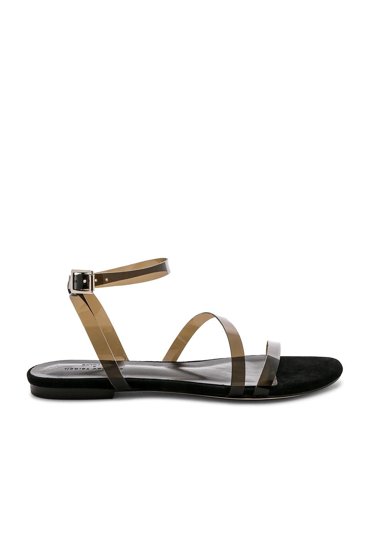 Mila Sandal in Black. - size 6.5 (also in 10,5.5,6,7,7.5,8,8.5,9,9.5) Raye