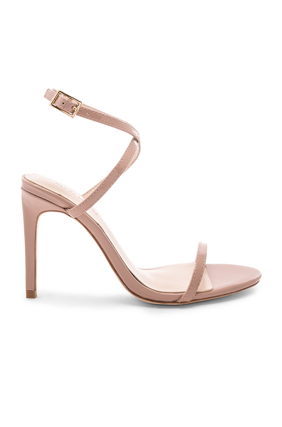 CHRISSY TEIGEN X Revolve Kai Heel in Tan