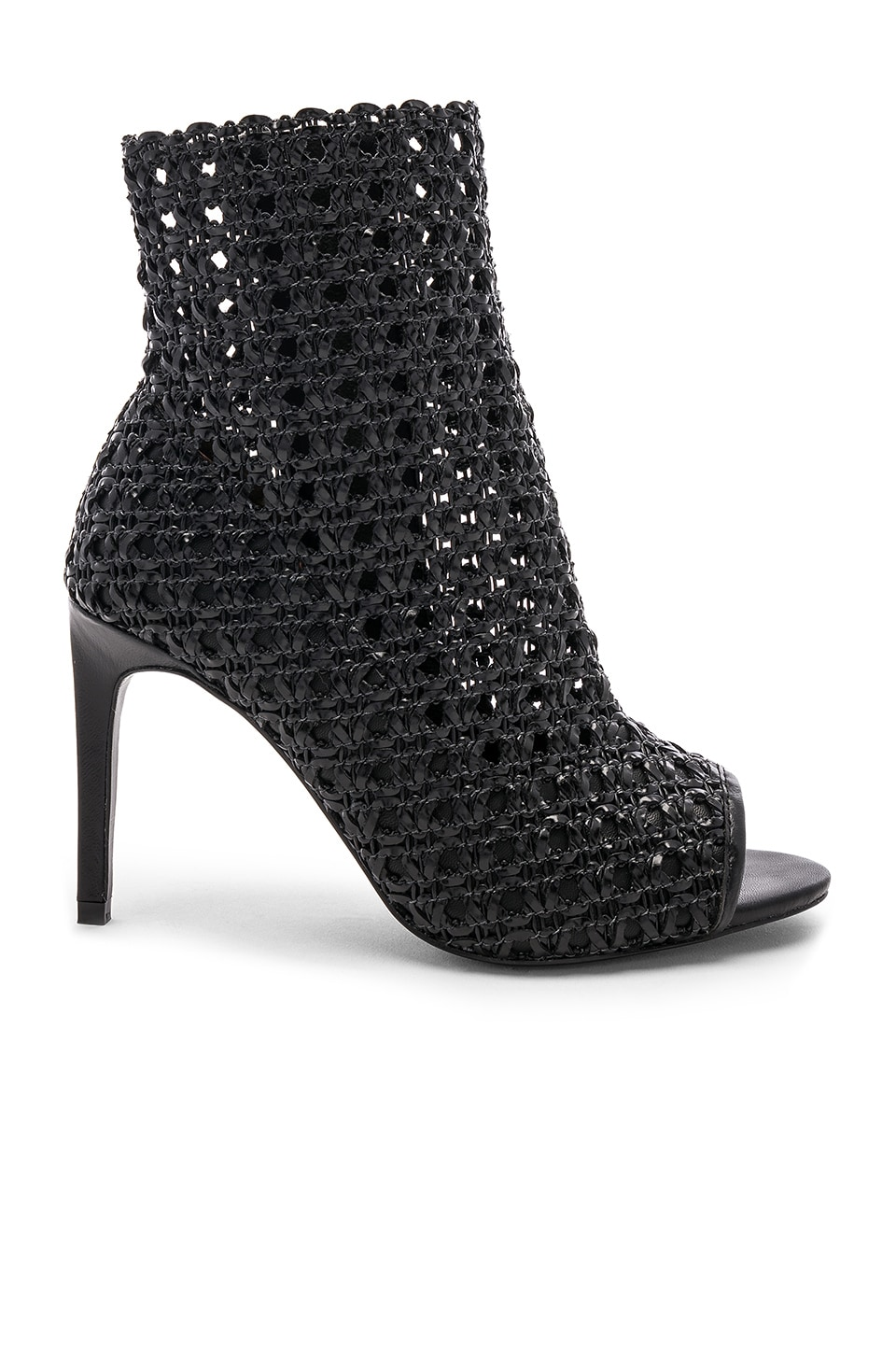 Chrissy Teigen x REVOLVE Rue Heel in Black