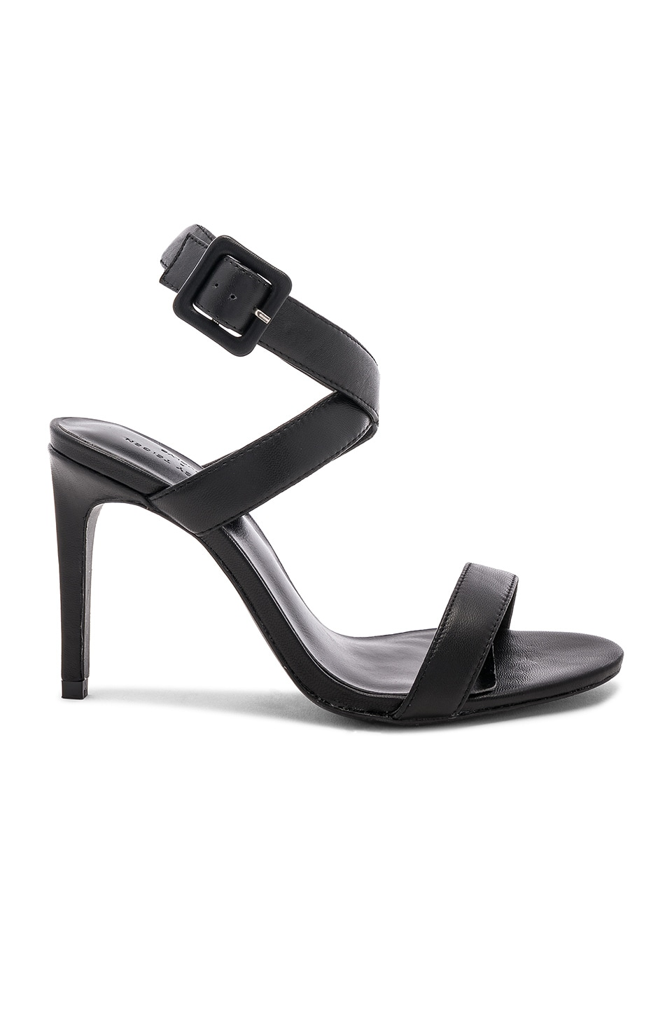 Chrissy Teigen x REVOLVE Murry Heel in Black
