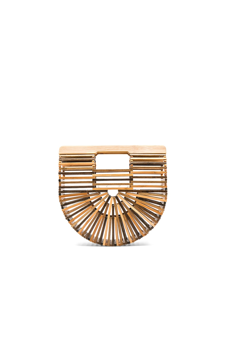 Cult Gaia Mini Gaias Ark Bag in Multi