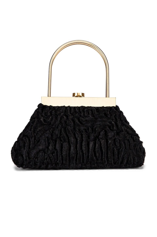 Cult Gaia Estelle Mini Bag in Black