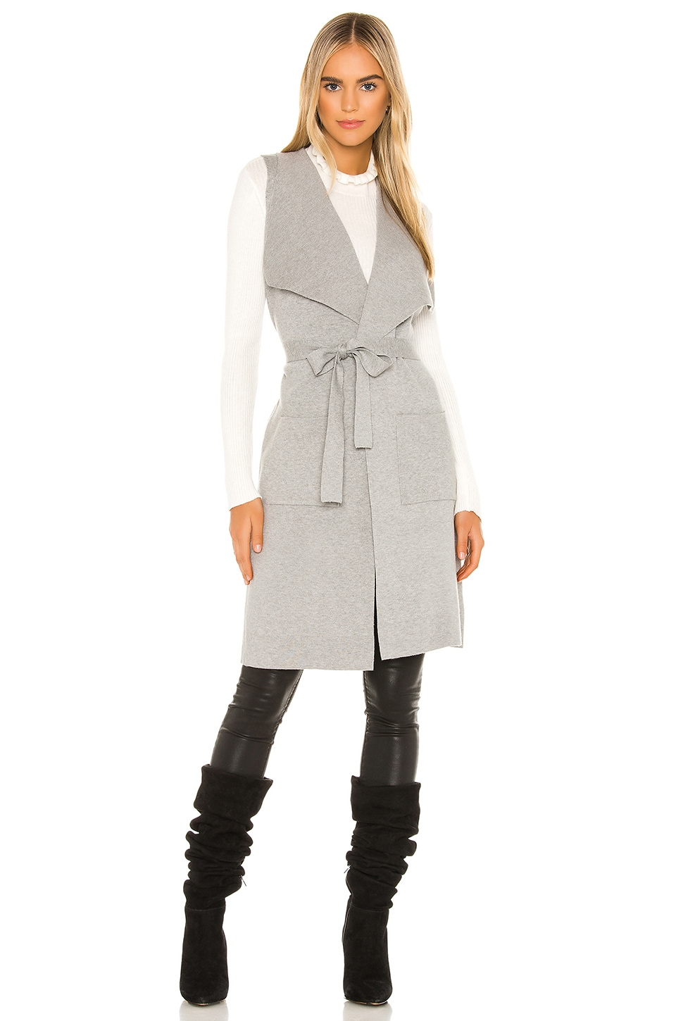cupcakes and cashmere GILET CARMEN
