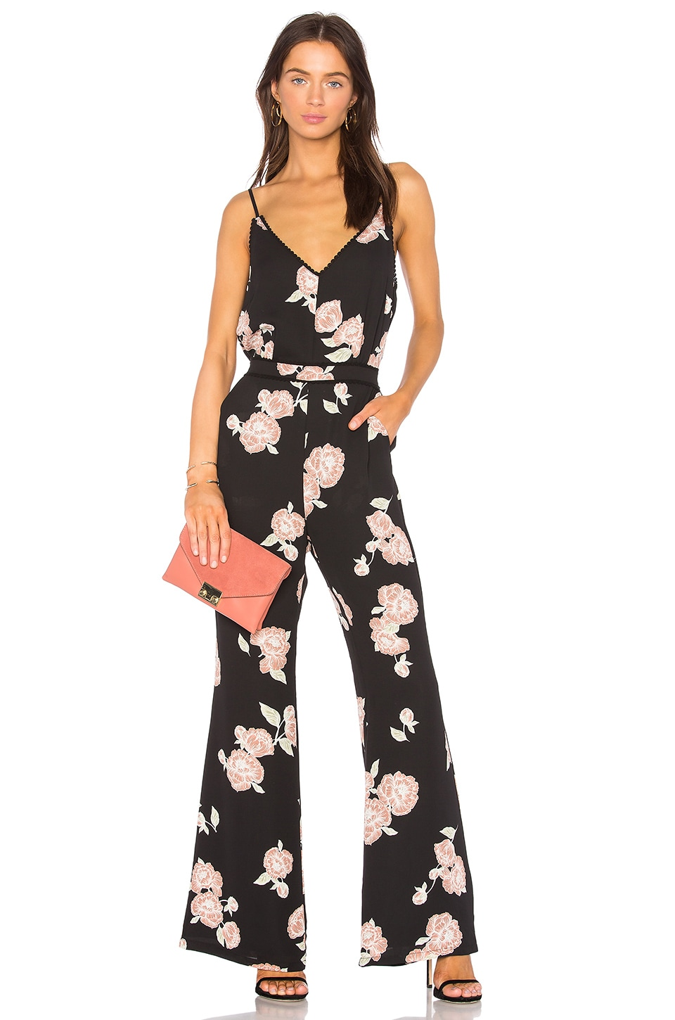 Felissa Jumpsuit by cupcakes and cashmere