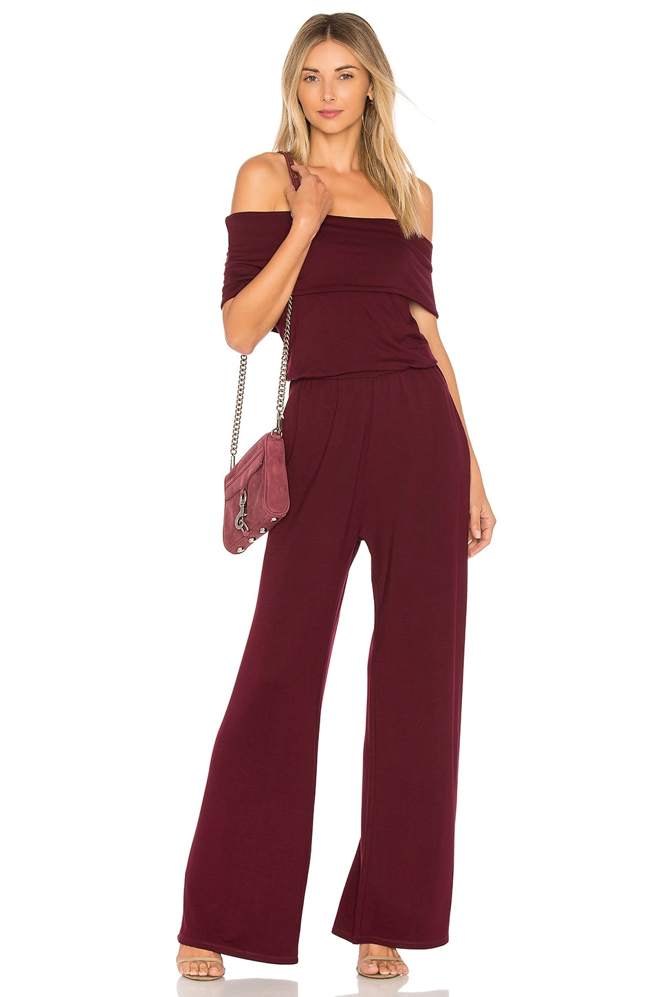 Farida Jumpsuit by cupcakes and cashmere