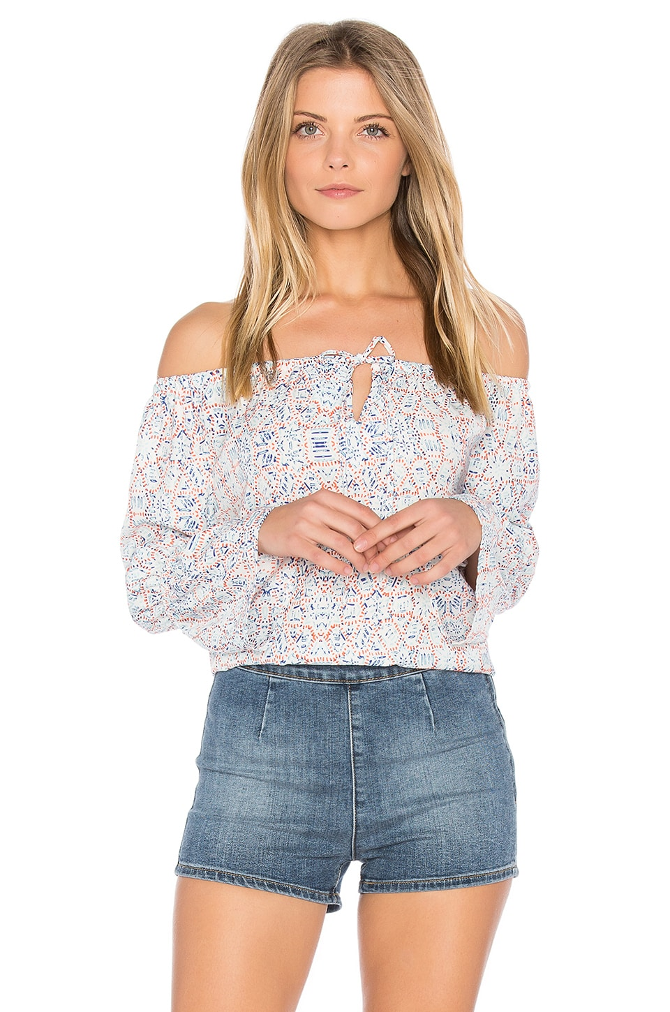 Freya Top by cupcakes and cashmere