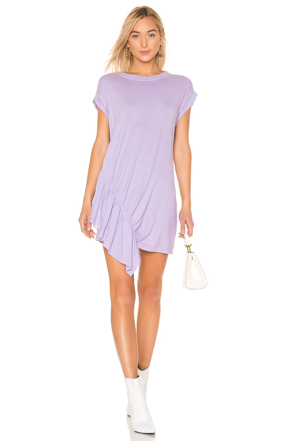 Current/Elliott The Pacific Ave Dress in Orchid Petal