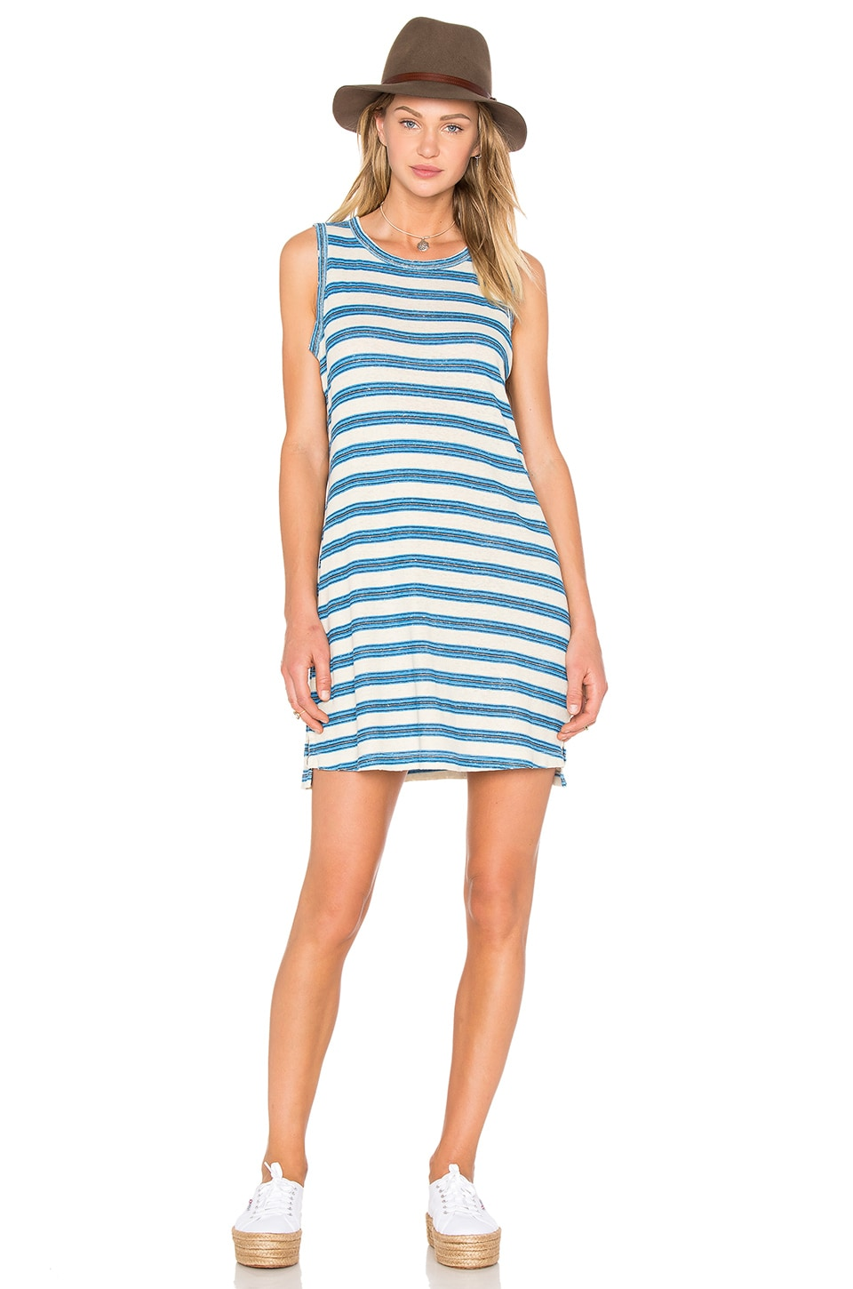 The Muscle Tee Dress by Current/Elliott