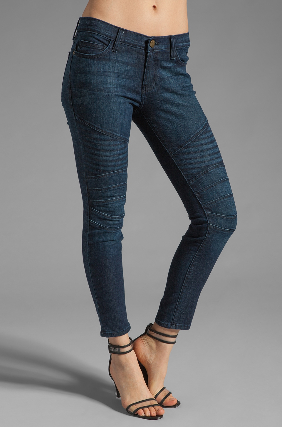 Current/Elliott Moto Ankle Skinny