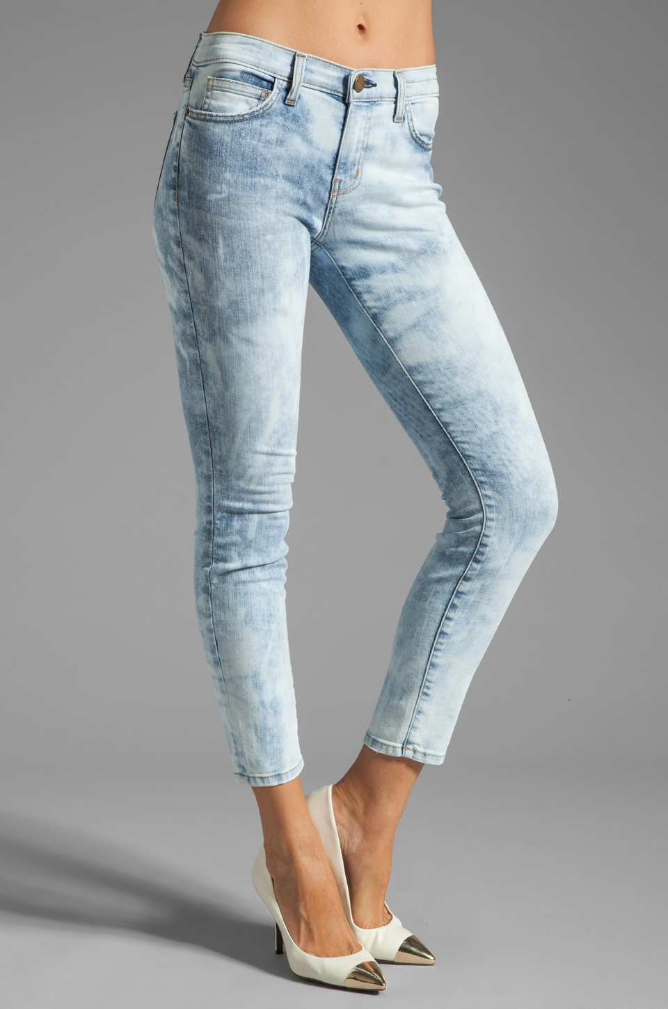 Current/Elliott The Stiletto in Crazy Wash