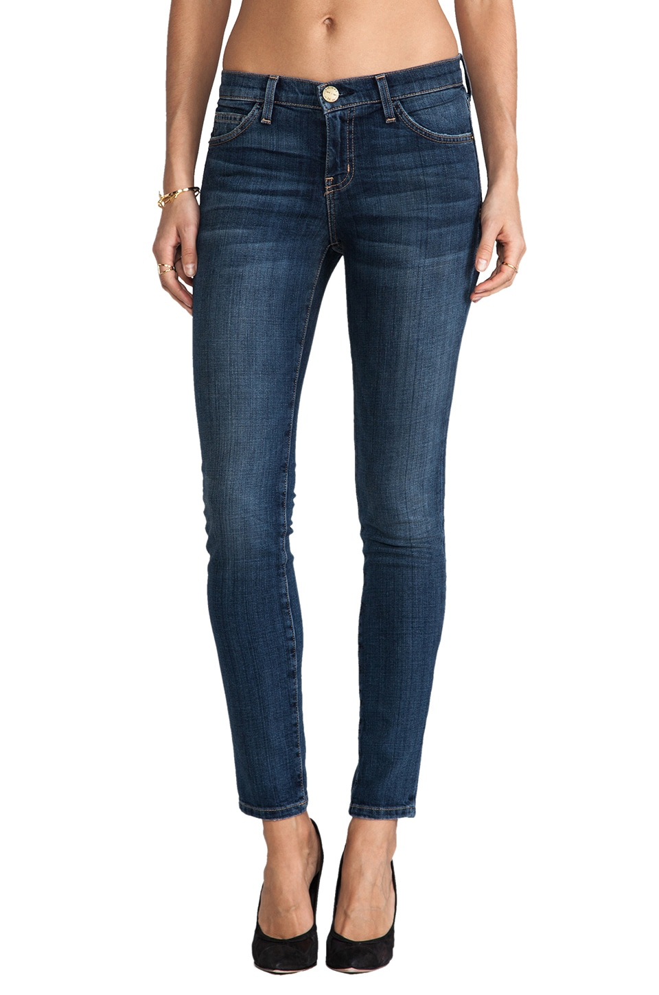 Current/Elliott The Ankle Skinny in Loved