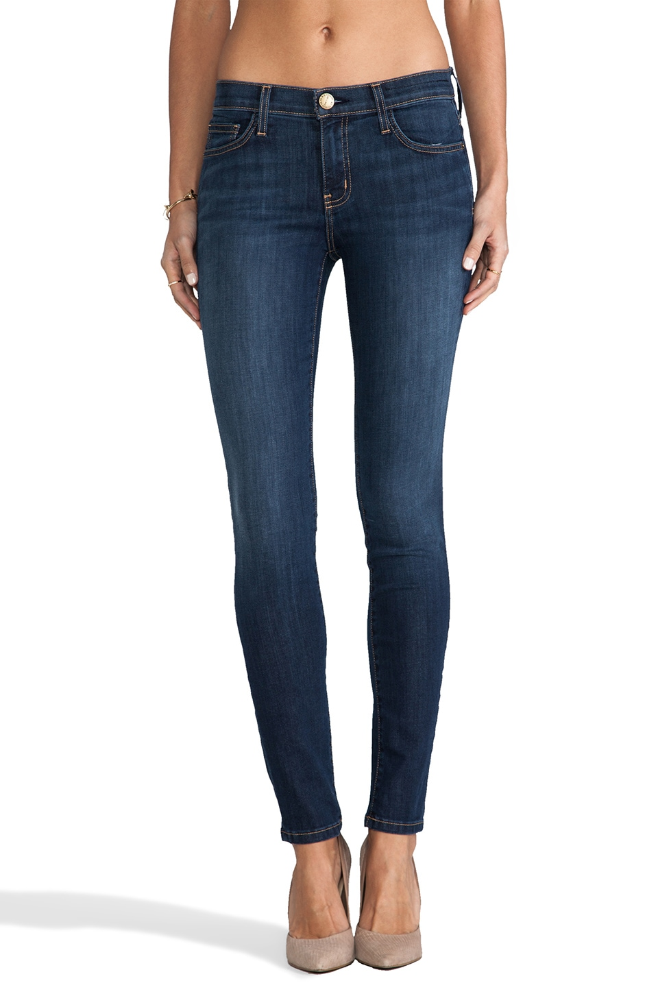 Current/Elliott The Ankle Skinny in Stagecoach