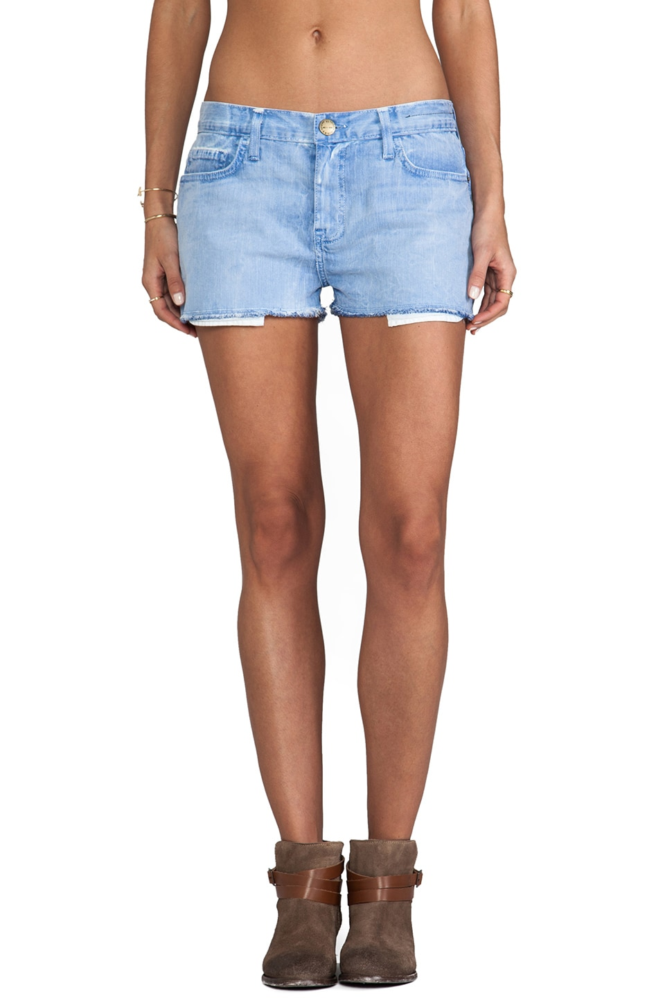 Current/Elliott The Boyfriend Short in Mariner