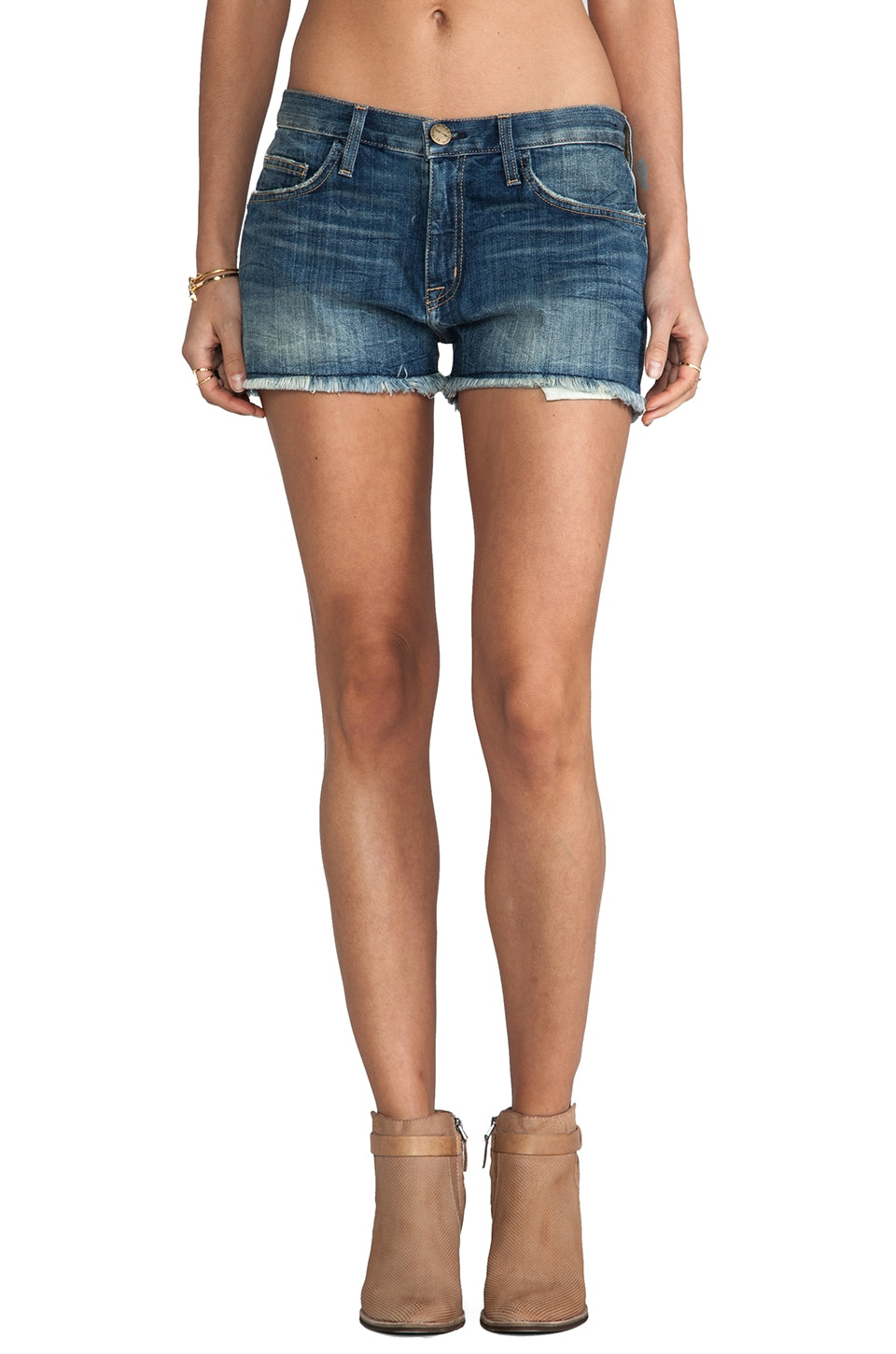 Current/Elliott The Boyfriend Short in Hartley