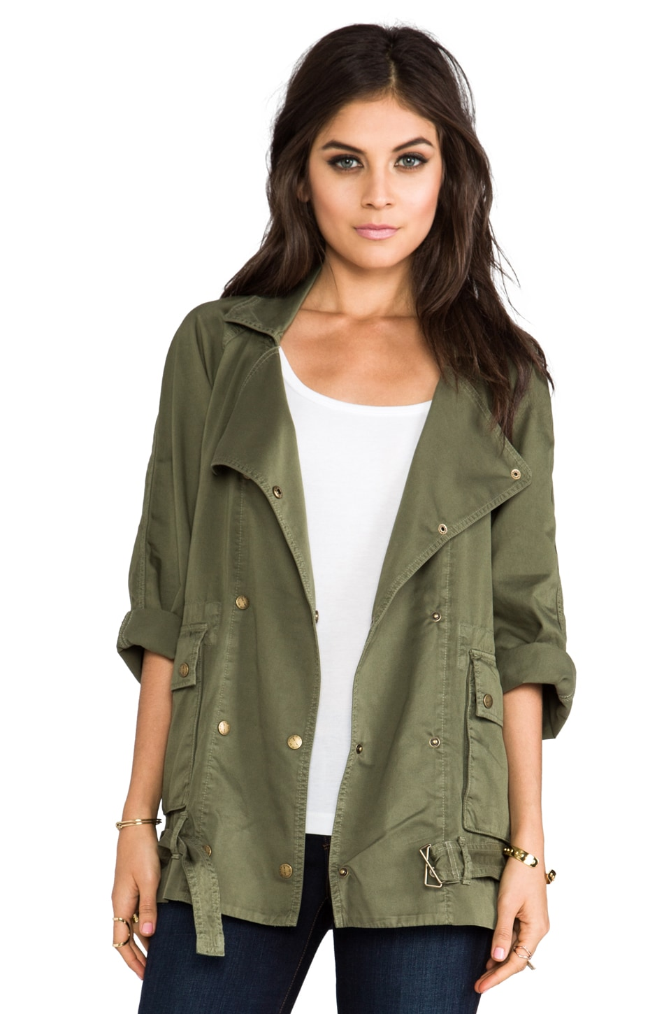 Current/Elliott Veste militaire en Army