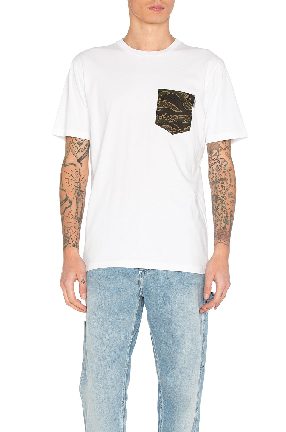 Lester Pocket Tee by Carhartt WIP