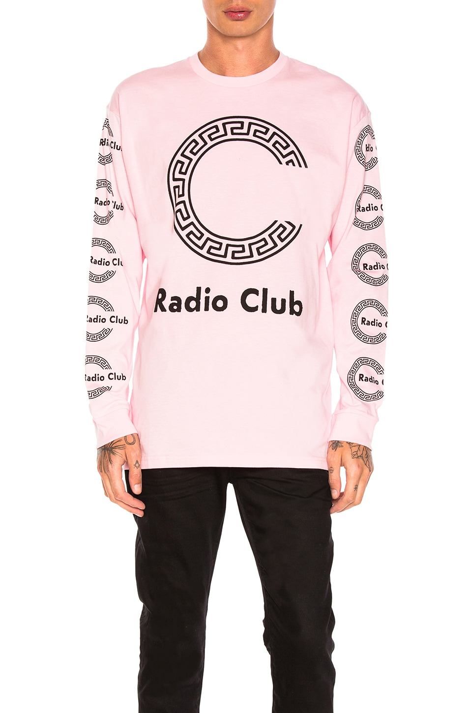 Radio Club Roma Tee by Carhartt WIP