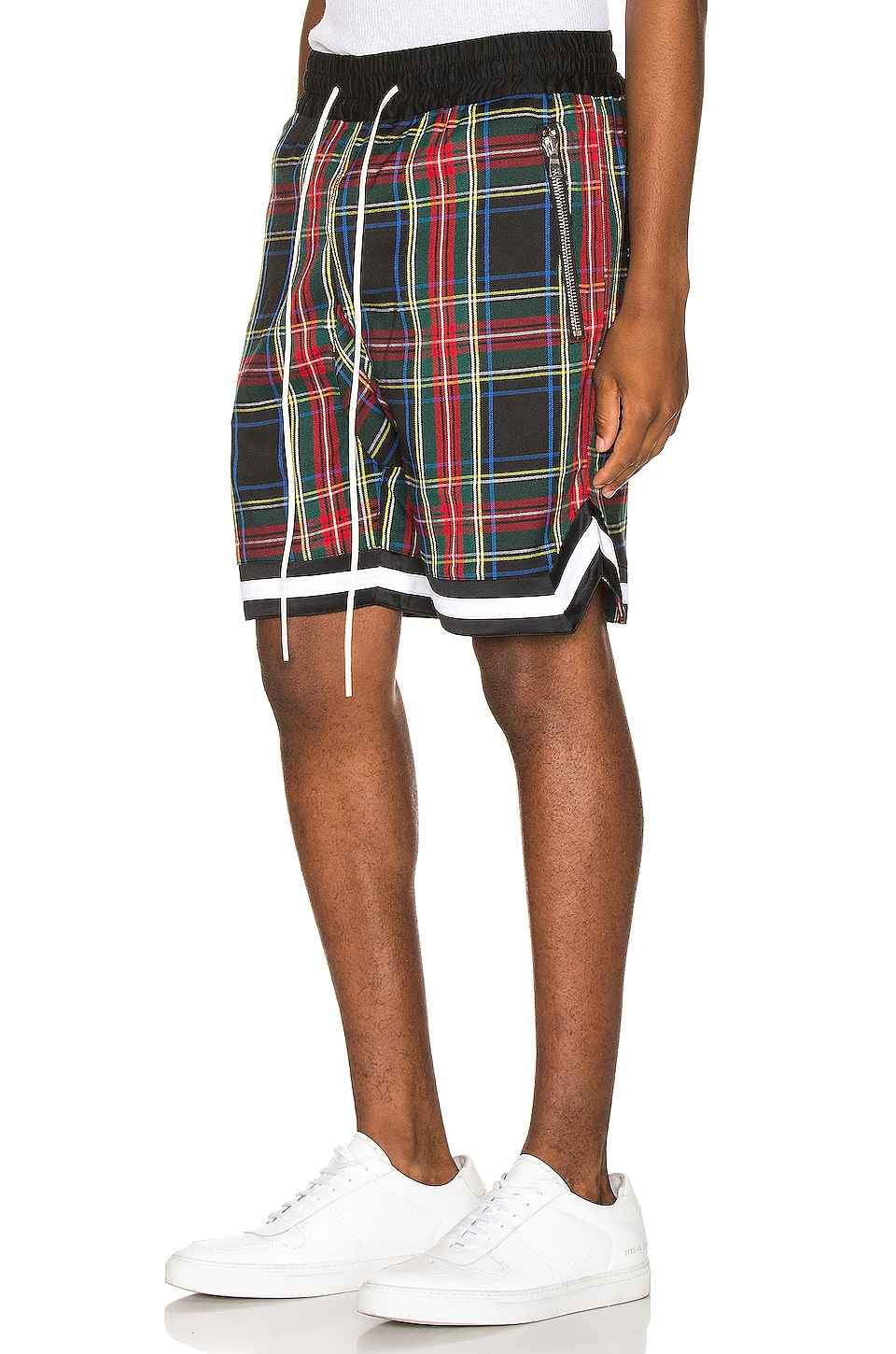 Crysp Denim SHORTS A CUADROS JORDAN